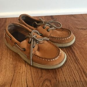 Toddler Sperrys! Size 10